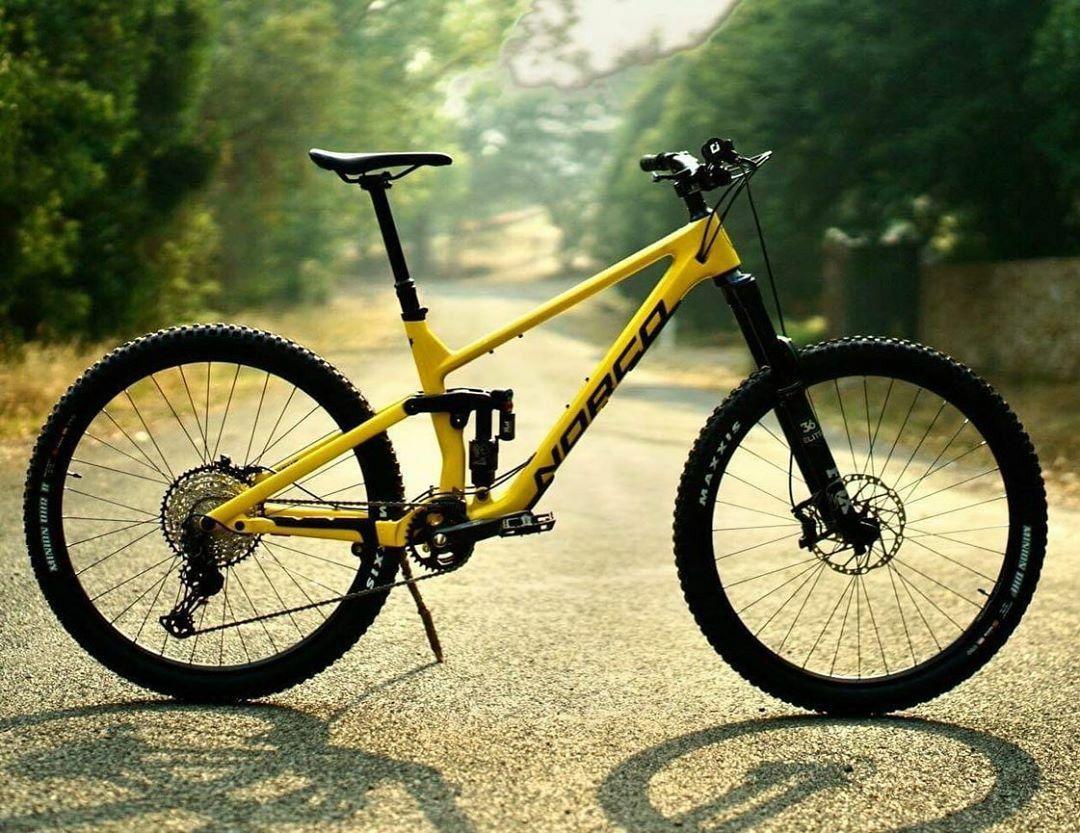 Pin Di Sepeda Gunung