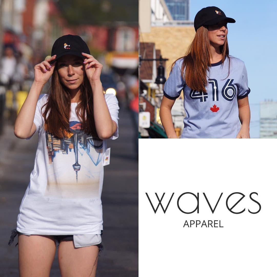 Now stocking @waves_apparel #BurningShirts @elicserelliott edition and the classic 416 Retro T. Check out our apparel section online and in store for more #Toronto inspired swag. #kensington #the6 #streetsoftoronto #blog