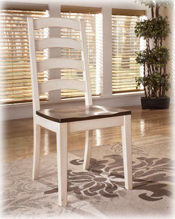 Signature Design By Ashley Whitesburg Dining Room Side Chair Set By Signature Design By Ashley 2 Side Chairs Dining Side Chair Dining Room Ashley Dining Room