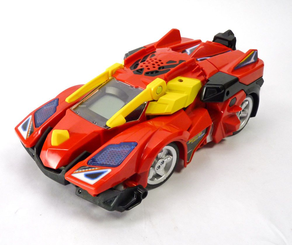 Vtech Switch Go Dinos Turbo Car Only No Remote Talking Transforming Rc Vehicle Vtech Switch And Go Dinos Turbo Car Rc Cars