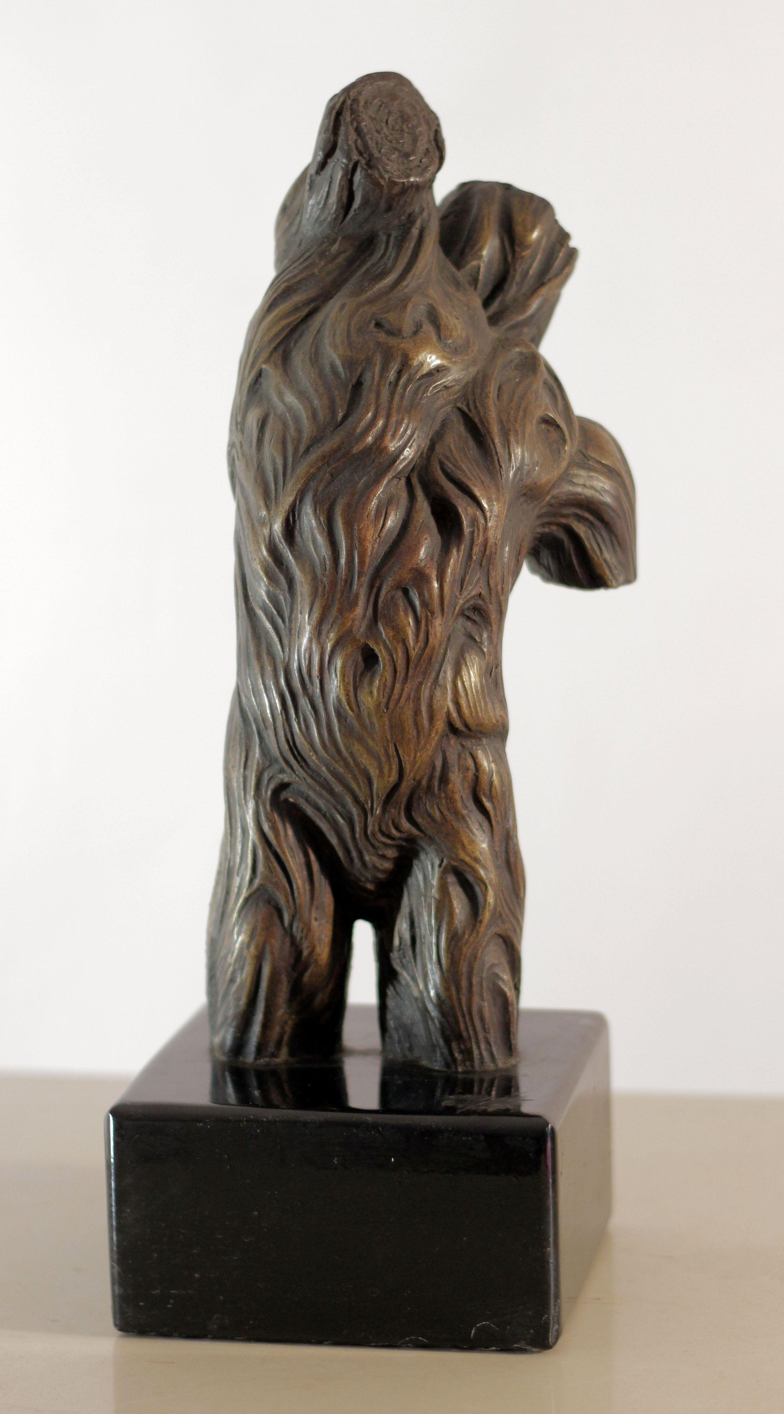 """Escultura""""Hombre raíz"""" Escultura SAV Escultor Salvador Andrade ..."""