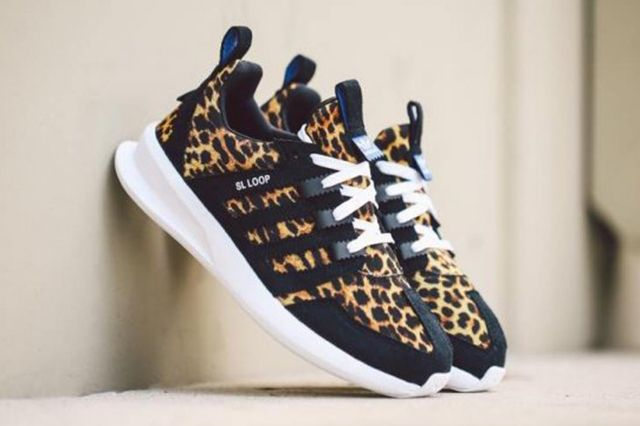 i wouldn't work out in these but i would wear as casual | To the stylish  clothes I wear..(zoom zoom zoom n a boom boom) | Pinterest | Leopards,  Adidas and ...