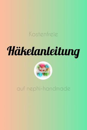 Photo of Mein kostenloses Häkelmuster. #häkeln #amigurumi # häkeln