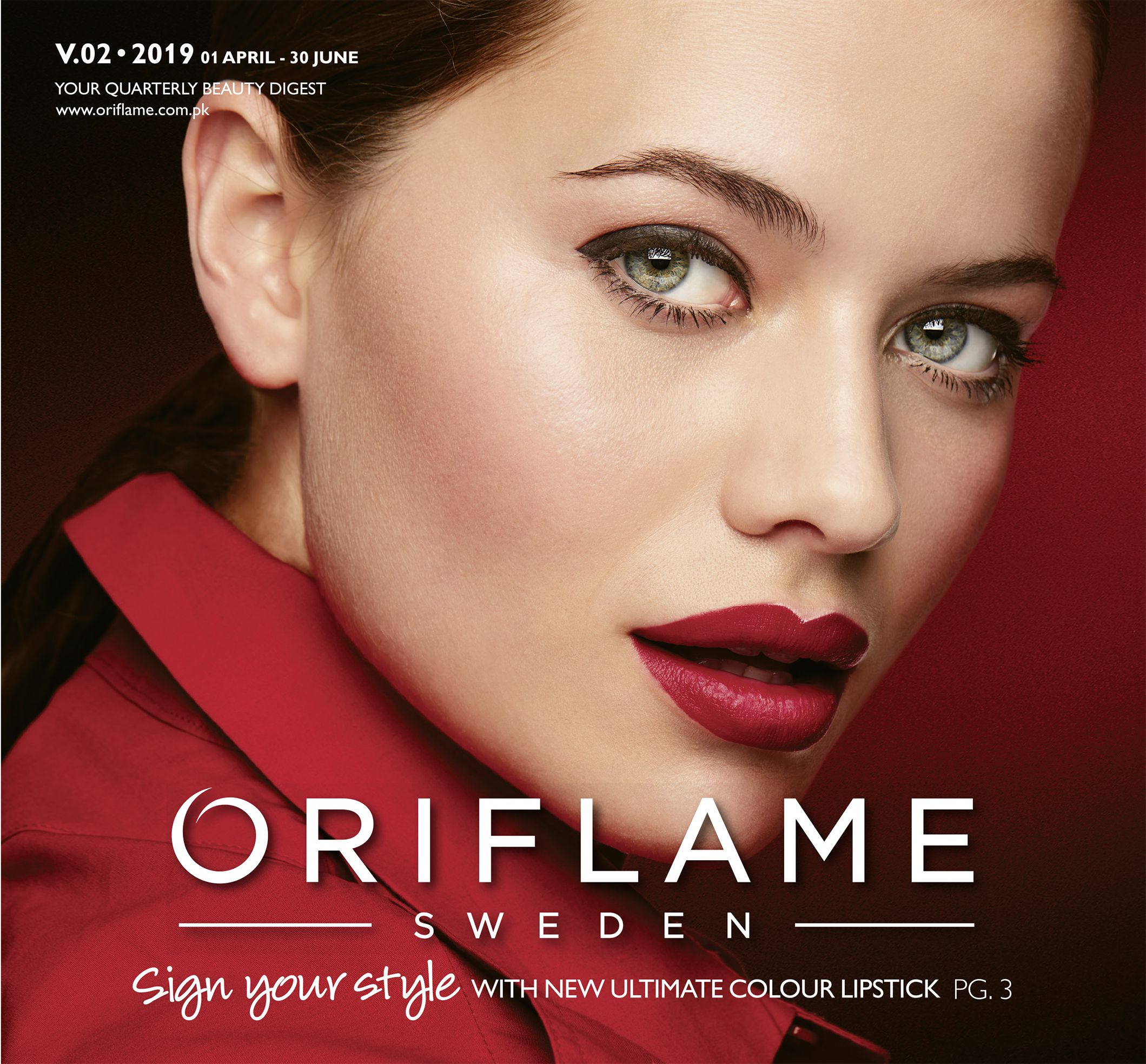 Oriflame Catalogue Oriflame Cosmetics Beauty Quotes Inspirational Beauty Video Ideas Makeup Poster