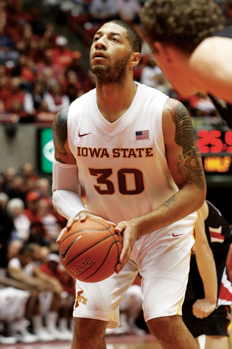 Yes 30! Iowa state, Free throw, Mens basketball