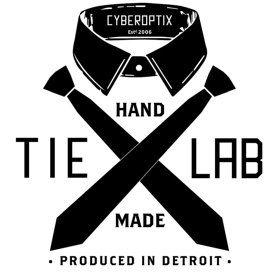 Hand-printed Neckties Bow Ties Wedding ties & by Cyberoptix