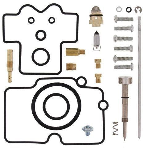 All Balls 26 1441 Carburetor Reapir Kit For 2001 02 Yamaha Wr426f Carburetor Repair Kit