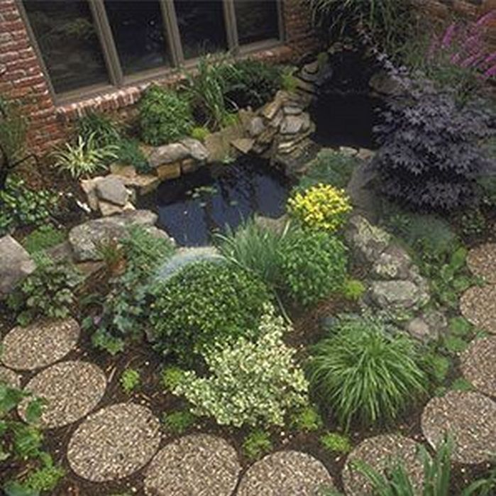 Rain Garden Design Landscaping Front Yards_18 #landscapingfrontyard Great Pictures
