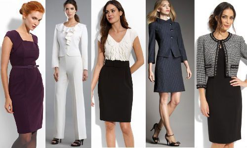 Women Business Casual Dress Design Some Ideas