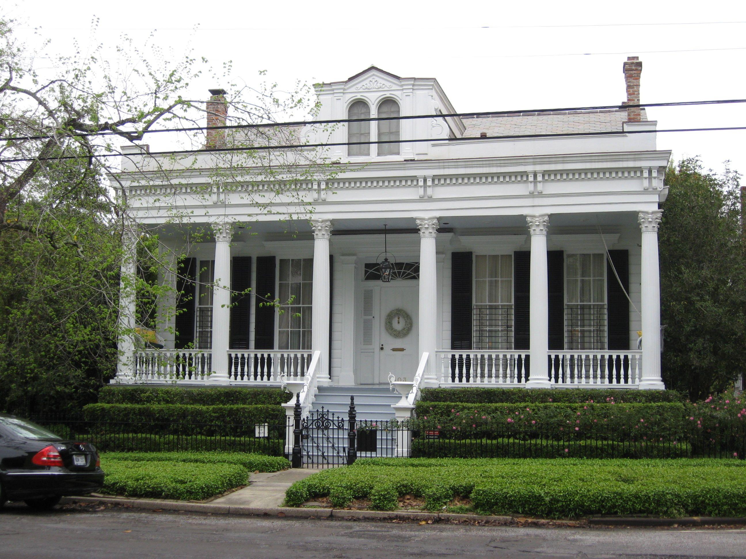 Valence St. Center Hall Cottage