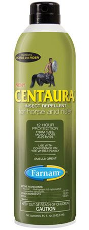 Centaura horse & rider insect repellent, whs shop
