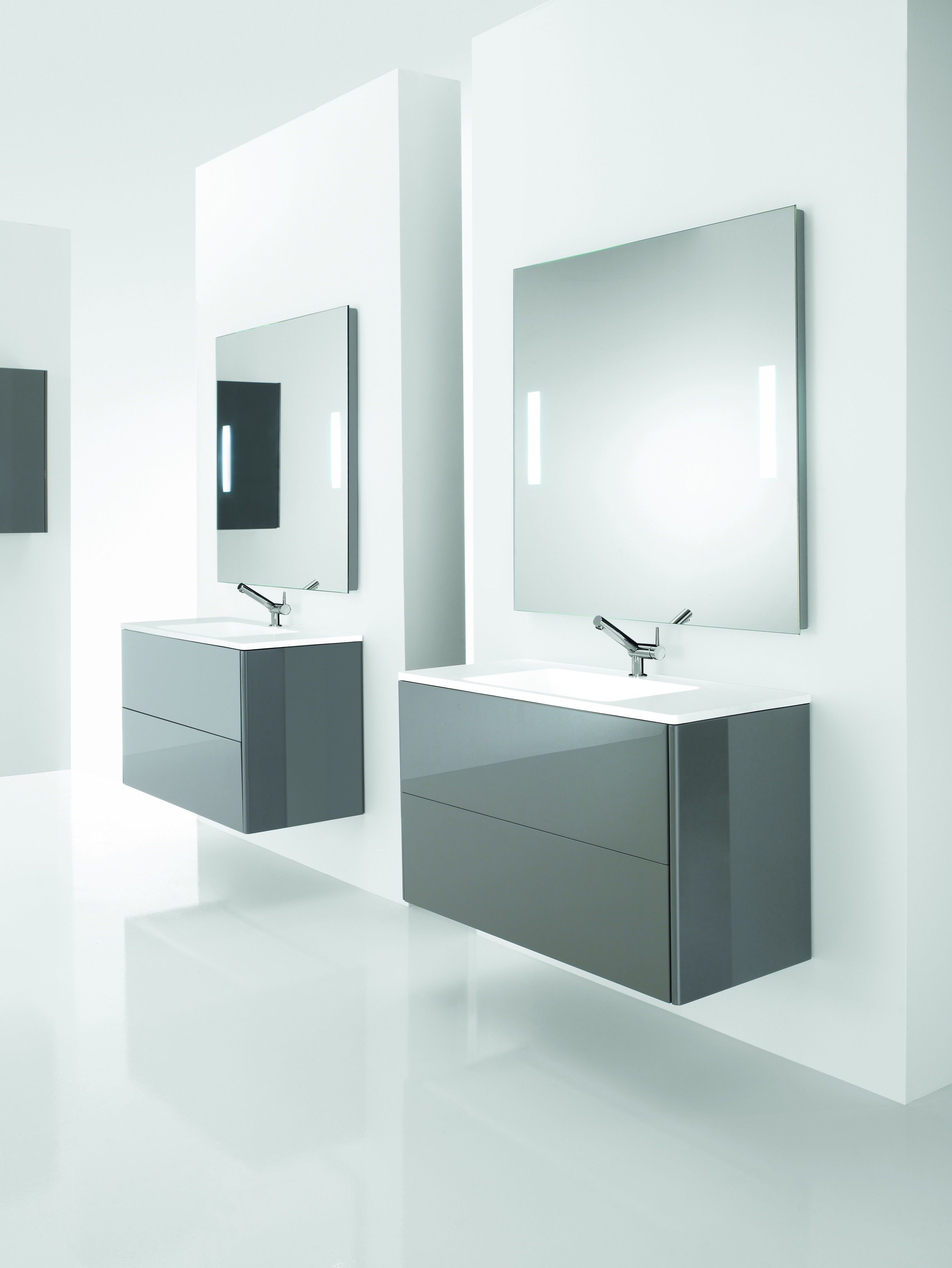 Soft #bathroom #furniture collection by COSMIC