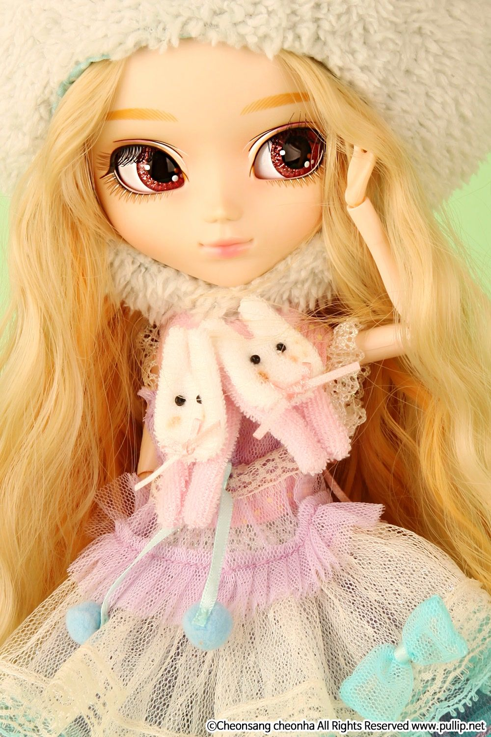 pullip kiyomi mint ice cream - Google Search