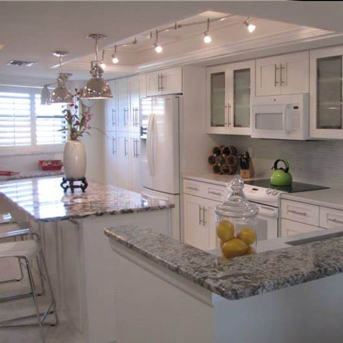 Best Ice White Shaker Cheap Kitchen Cabinets White Shaker 400 x 300