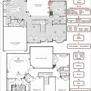 House Electrical Panel Wiring Diagram Unique Residential