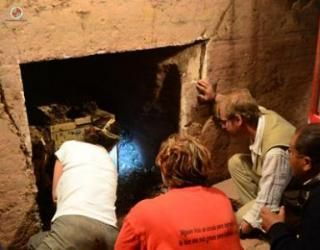 Open tomb 4,000 years of Egyptian necropolis | Daily Express