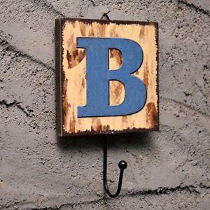 B Letter Rack Hooks Homeware Accessory Kitchen Hall Lobby Decor Home Wall Mounte   eBay