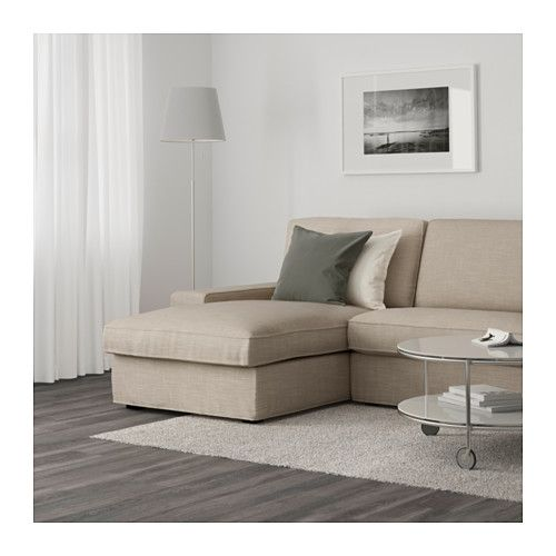 4 Zits Bank Ikea.Kivik 4 Zitsbank Hillared Met Chaise Longue Hillared Antraciet