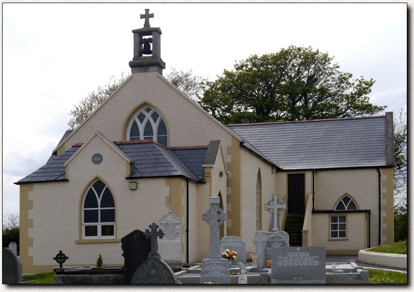 Church of St. Malachy, Camlough, Co. Armagh, Northern Ireland, Built 1816