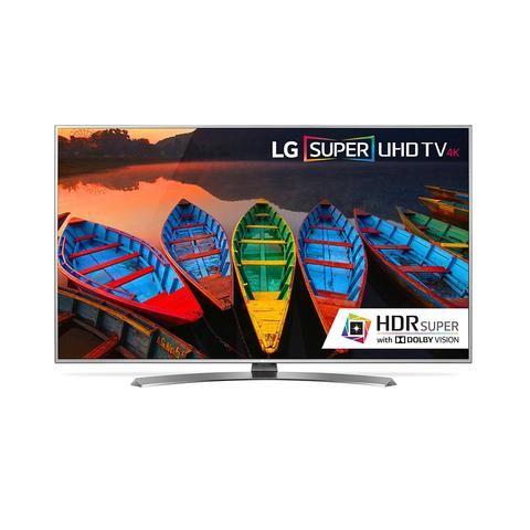 LG Electronics 55UH7700 55Inch 4K Ultra HD Smart LED TV