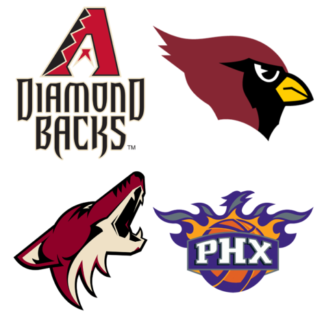Arizona Sports Logos Sports Logo Sports Sports Team