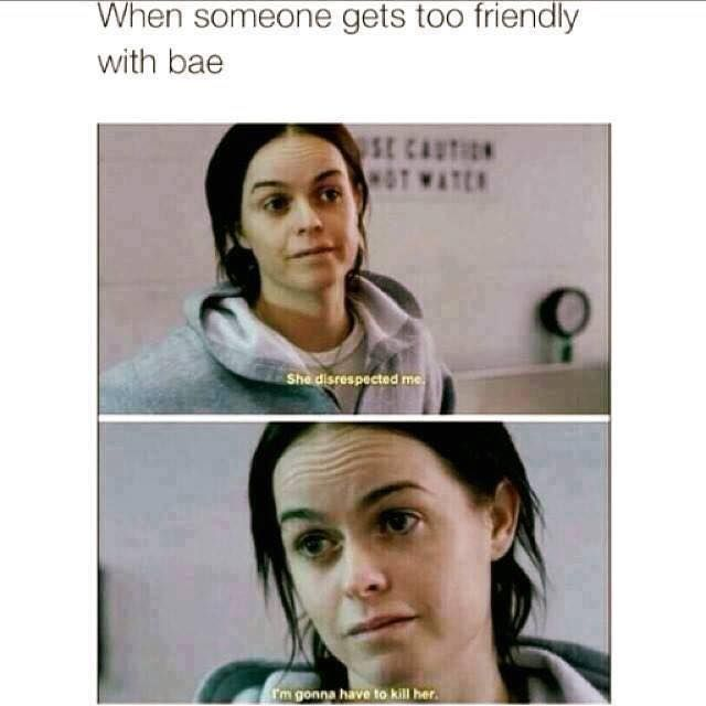Funny Girlfriends Quotes: Orange Is The New Black