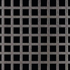 Square Perforated Carbon Steel 16870012 Perforated Metal Steel Metal