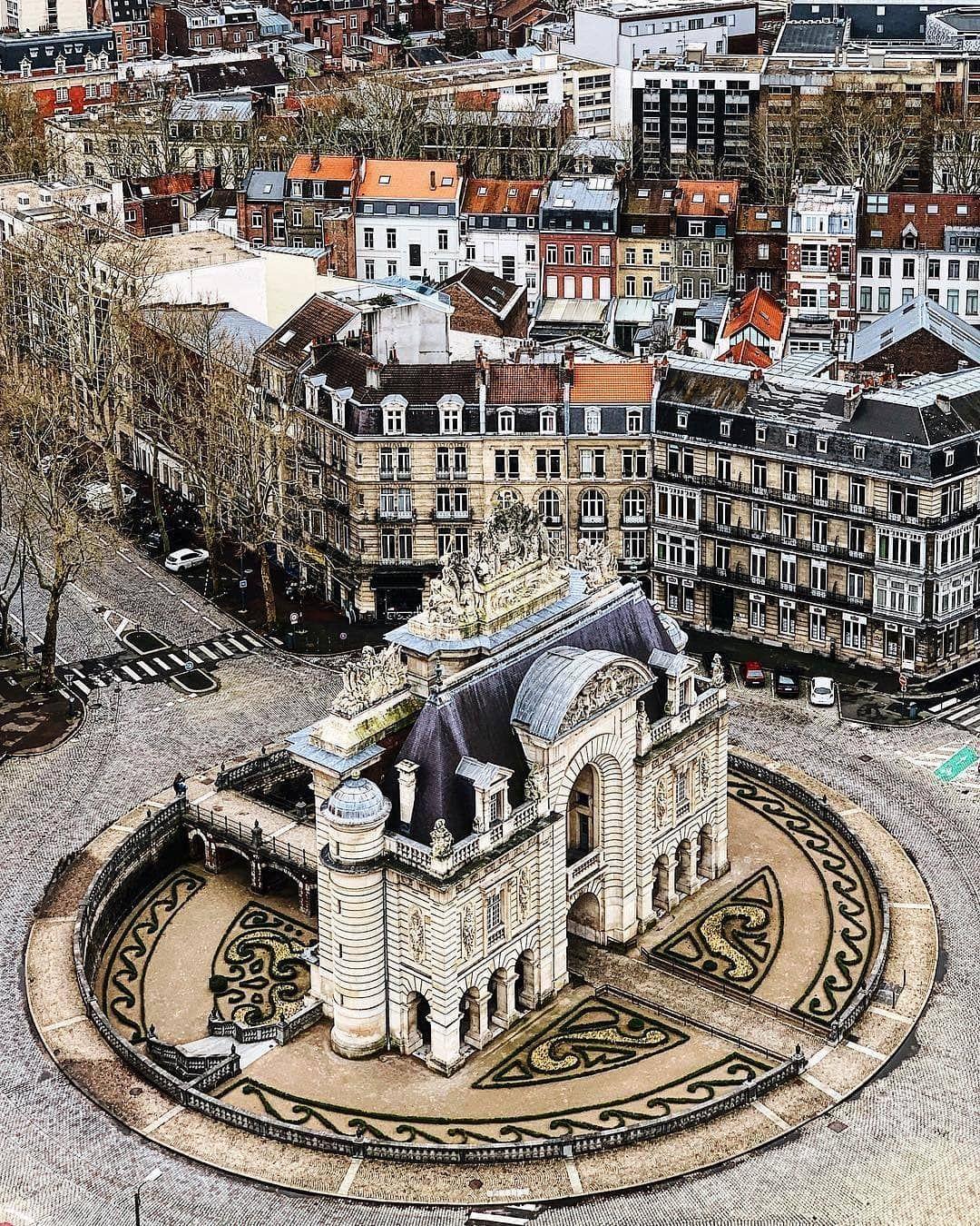 Porte De Paris à Lille Resor