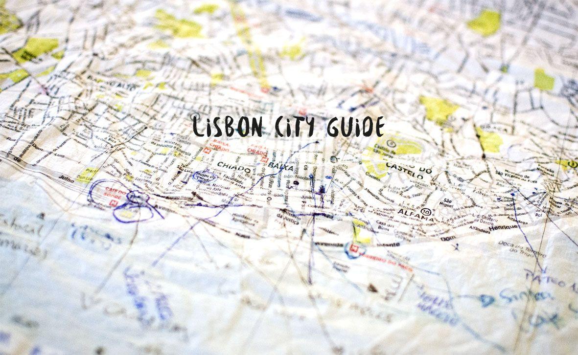 11113eat Sleep Walk A Lisbon City Guide Lissabon Lissabon