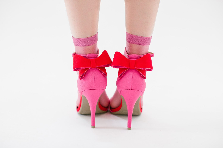 909ca7bd8ea LC Lauren Conrad Romantic Women s High Heel Sandals