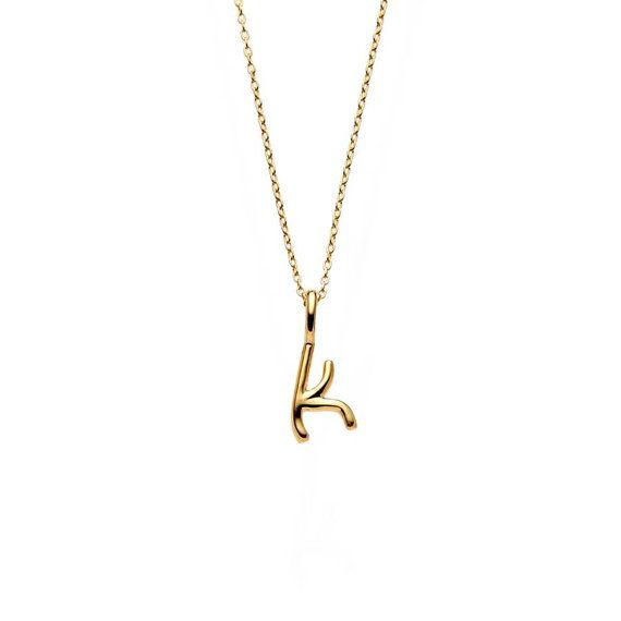 Sterling silver or 14k gold Personalize personate by JeweeDiamond