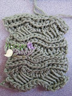 Crochet Cross Stitch Indian Swatch   Tutorial ✿Teresa Restegui http://www.pinterest.com/teretegui/✿