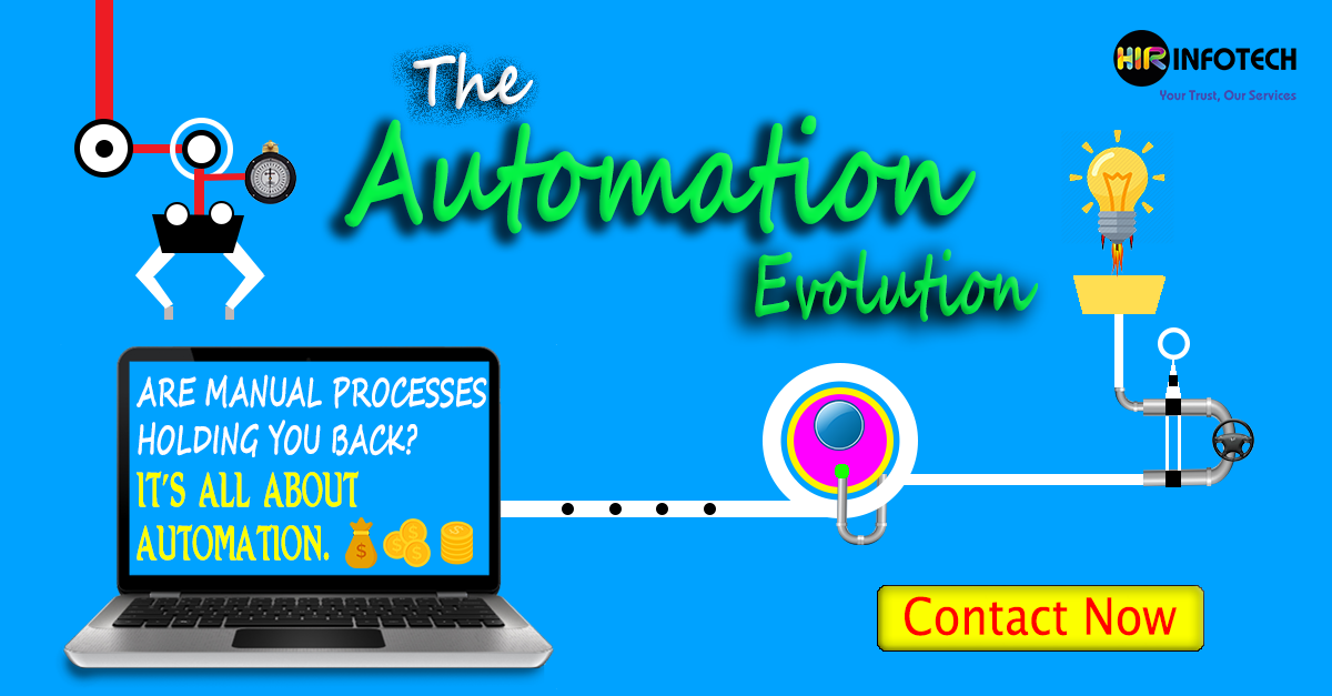 Pin by Hir Infotech Pvt  Ltd  on Automation Tool | Competitor