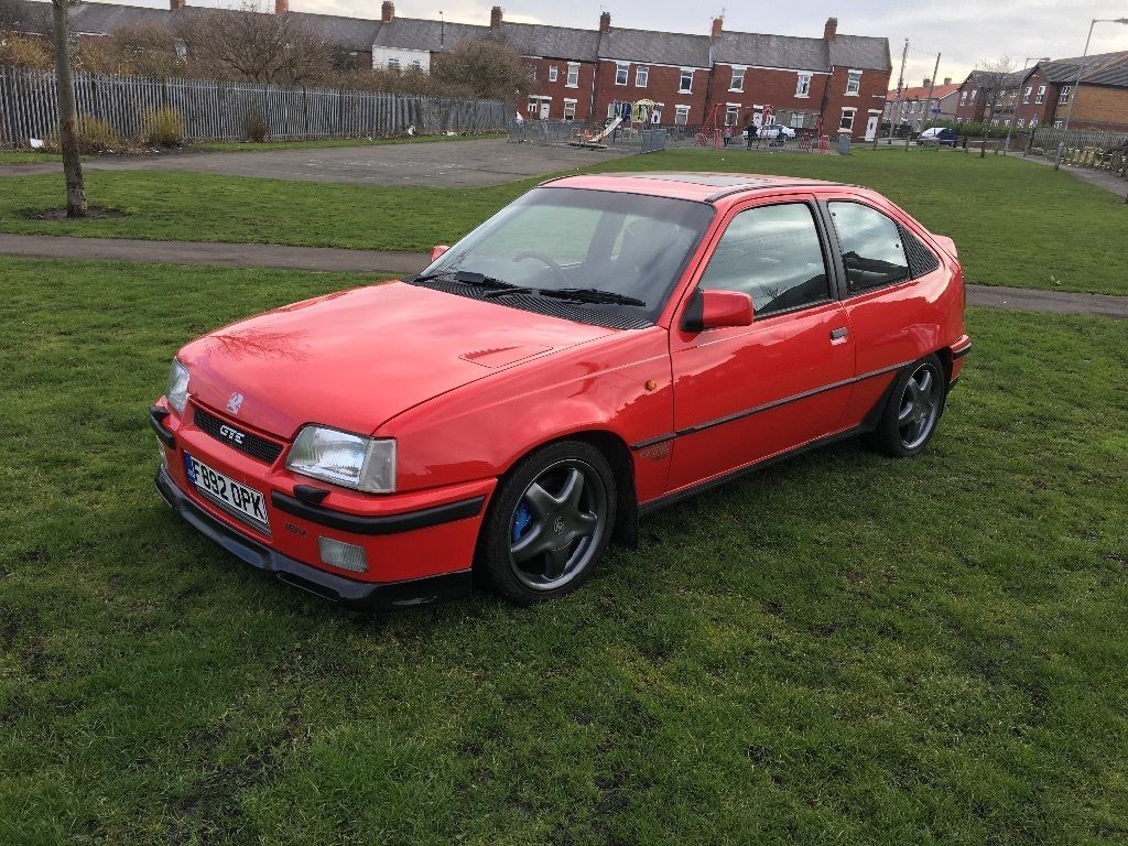 Astra gte C20LET turbo. Ex total VAUXHALL feature car | Cars and Vehicle