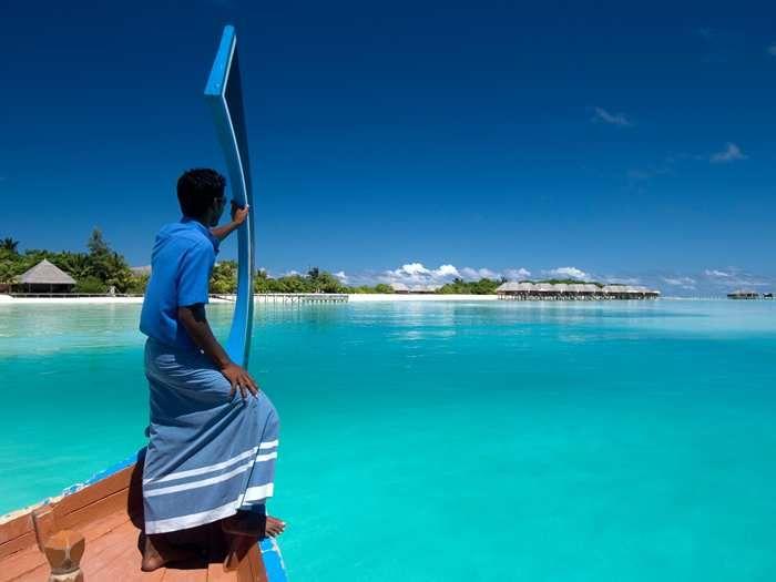 Conrad Maldives Rangali Island Hotel - Dhoni