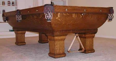 Restore Newport Billiards Table By Brunswick Pool Tables - Newport pool table