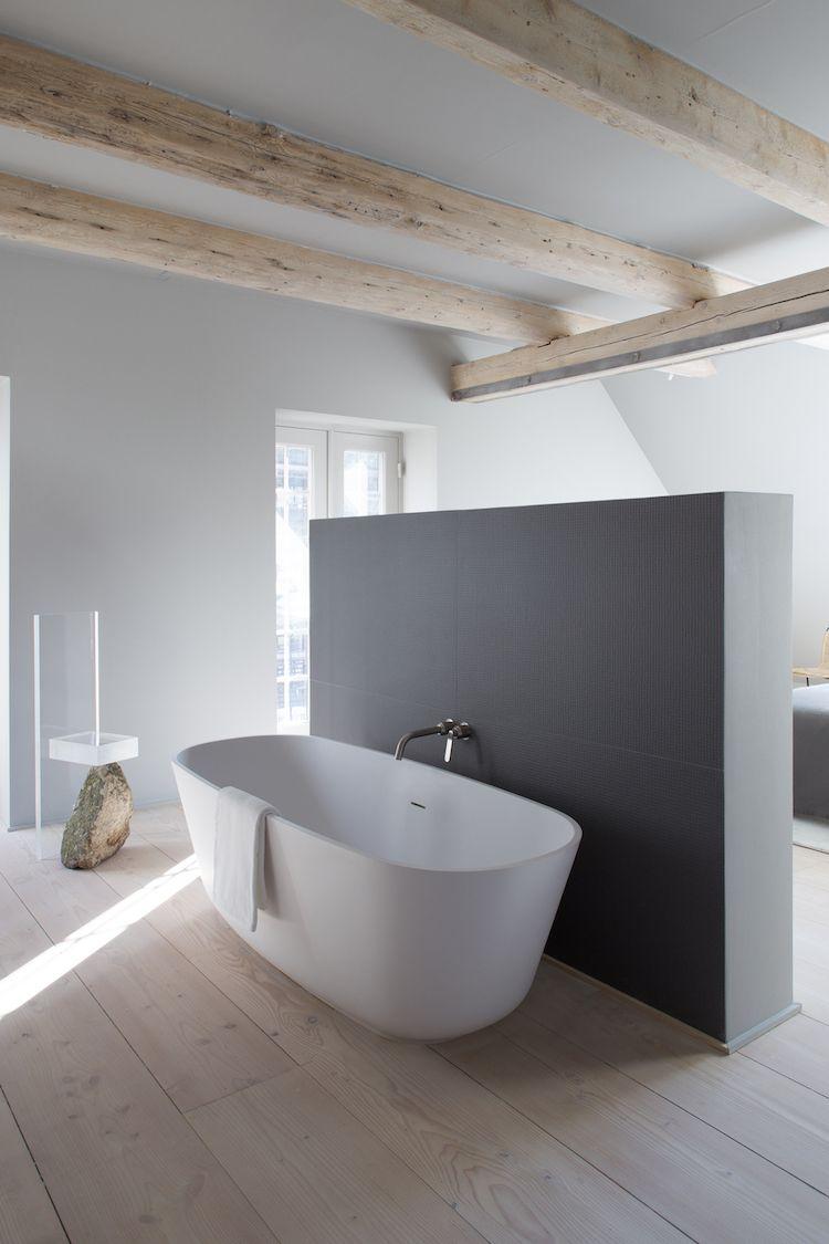 Travel: The Vipp Loft | badkamer | Pinterest | Bathroom, Loft and ...