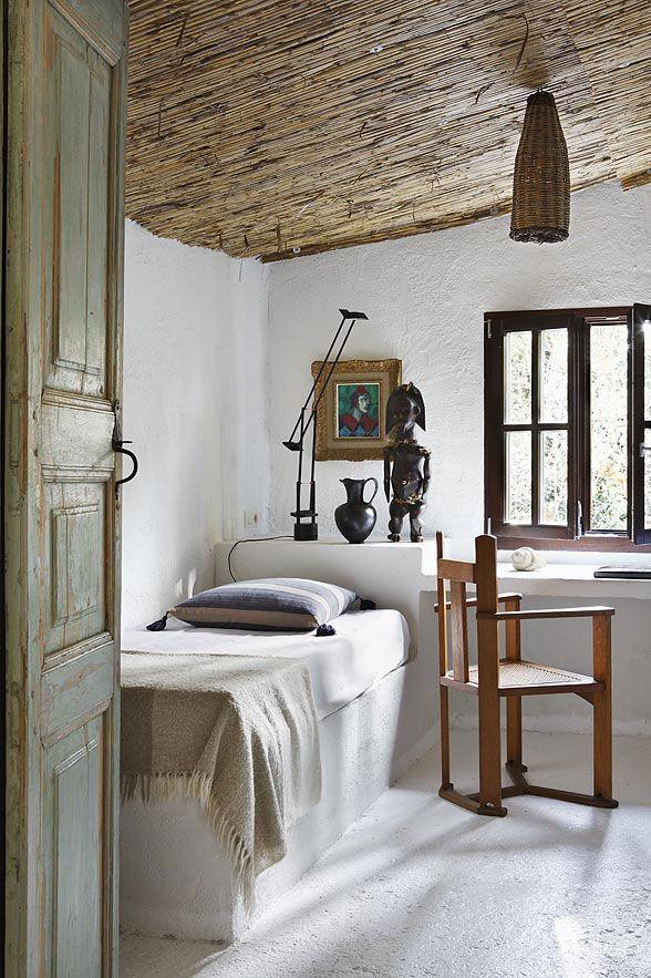 Serge castella interiors mediterranean guest house 06 - Serge castella ...