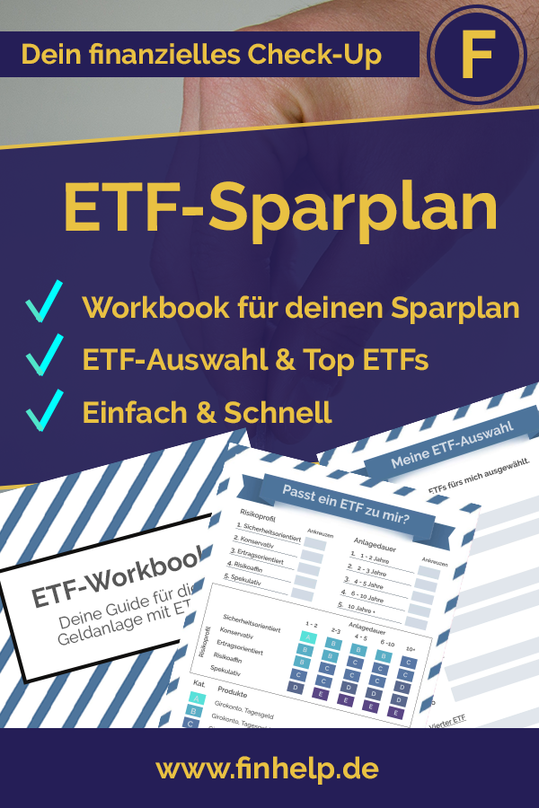etfworkbook Finanztipps, Sparen