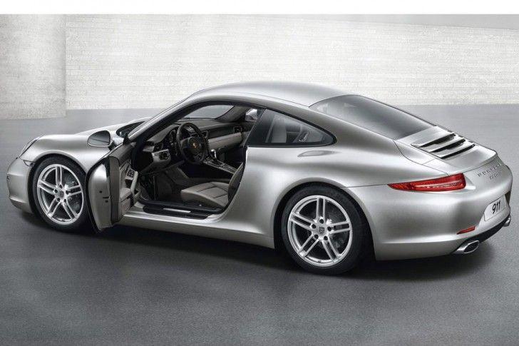 2013 Porsche 911 Carera S - Needs some deep dish chrome lip, gun metal alloy