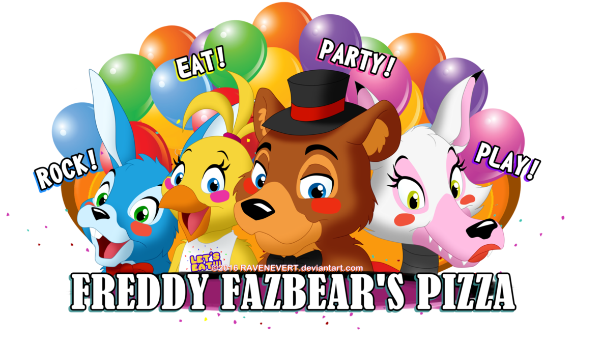 Freddy Fazbear S Pizza Five Nights Of Fun Freddy Fazbear Freddy Five Night