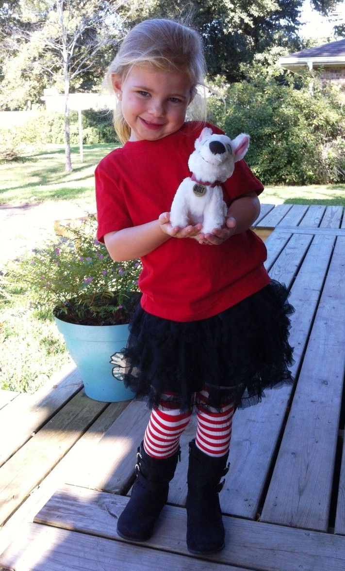 Penny from the movie Bolt costume   Halloween   Pinterest ...