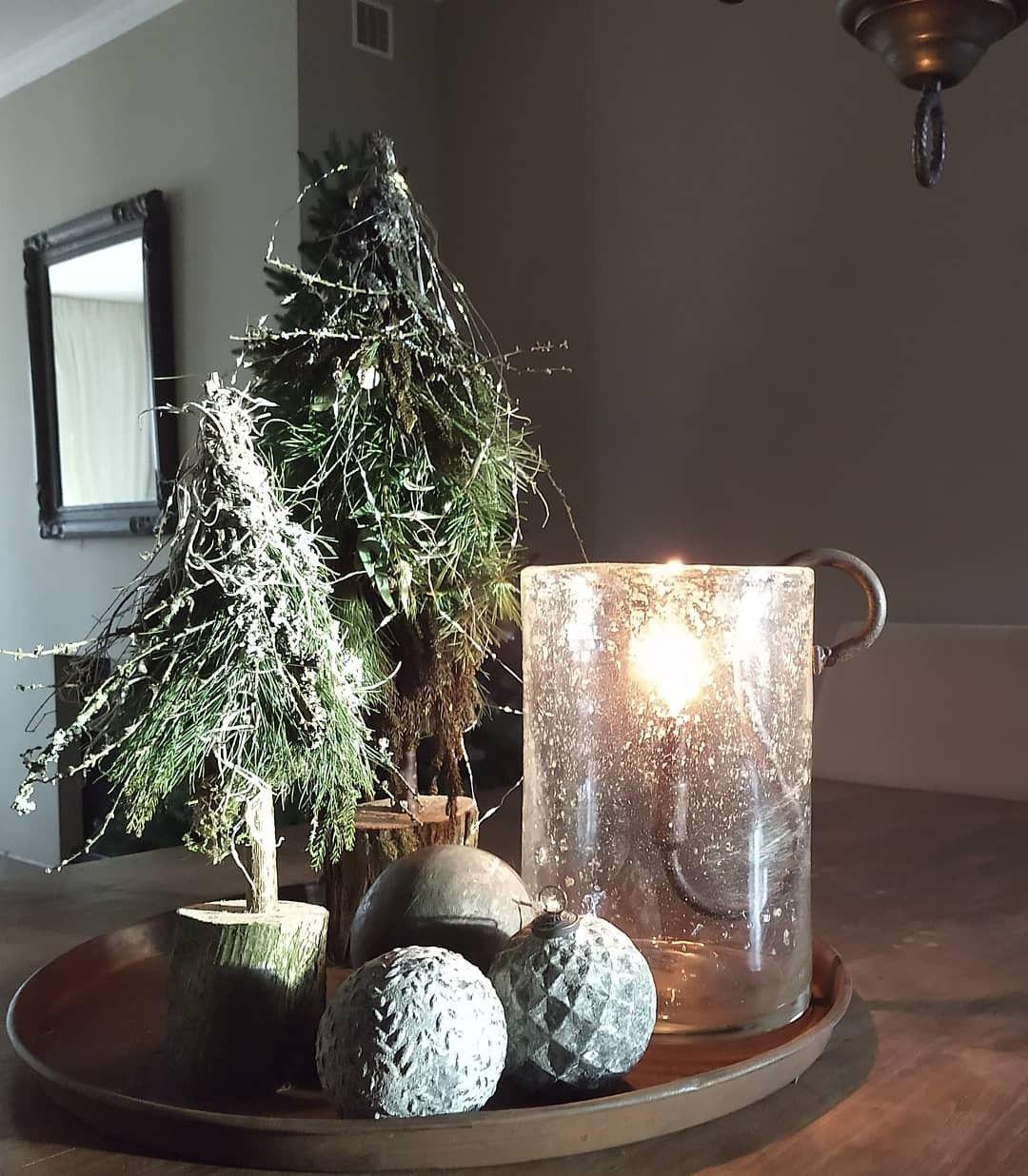 Pin Op Kerst Decoratie Huis