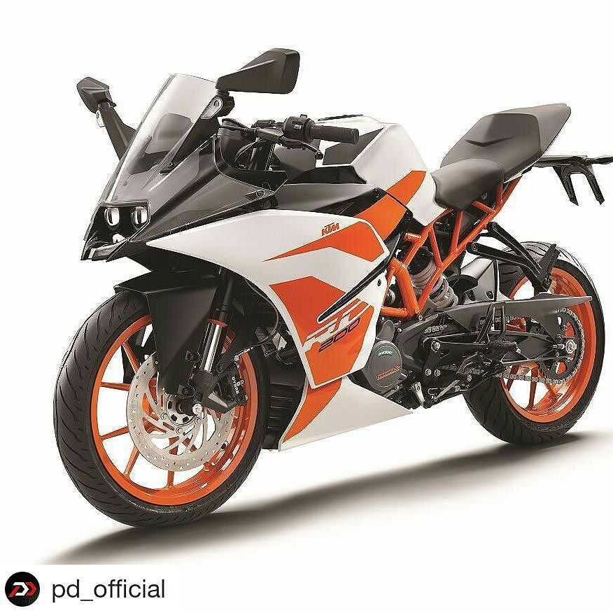 The New Ktm Rc 200 Has Launched At Rs 1 71 Lakh Ex Showroom