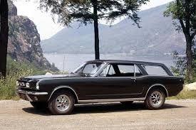 Mustang Sport Wagon >> Ford Mustang 1968 Break Sport Wagon Jake Station Wagon Cars
