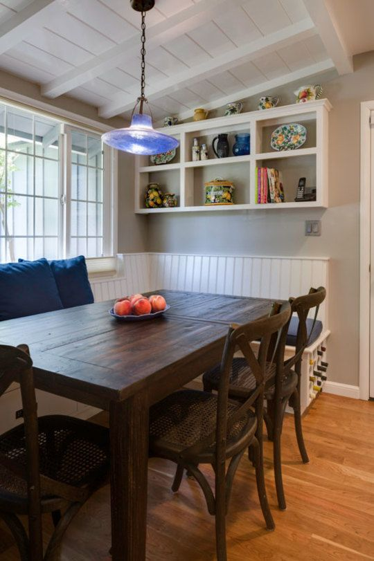 10 X 10 Dining Ideas for the House Pinterest Extra storage