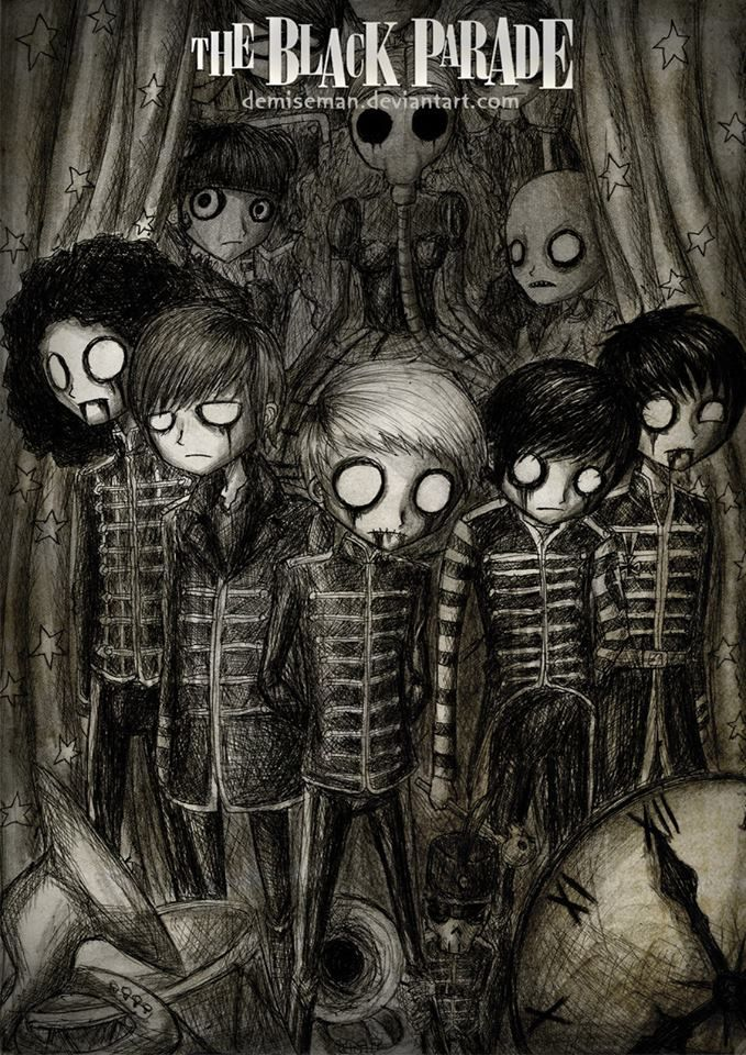 Welcome To The Black Parade My Chemical Romance My Chemical Romance Wallpaper My Chemical Romance Black Parade
