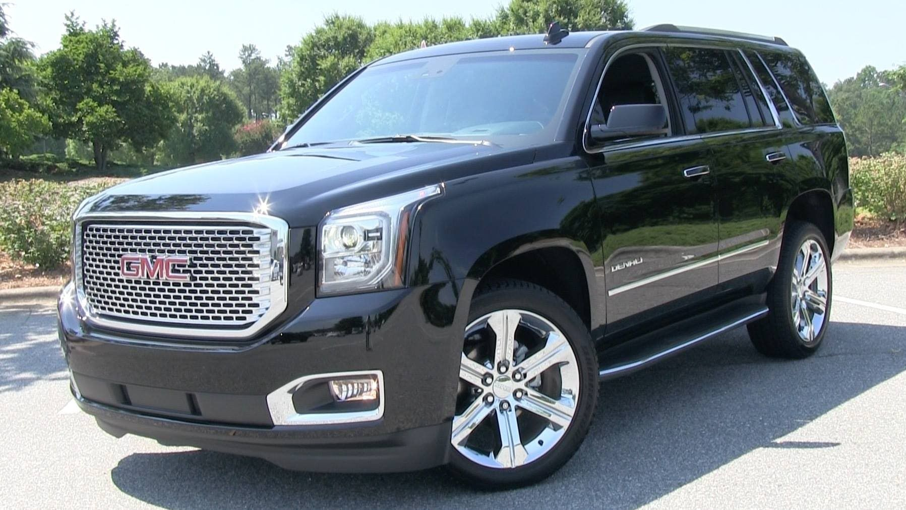 2015 gmc yukon denali start up test drive and in depth review