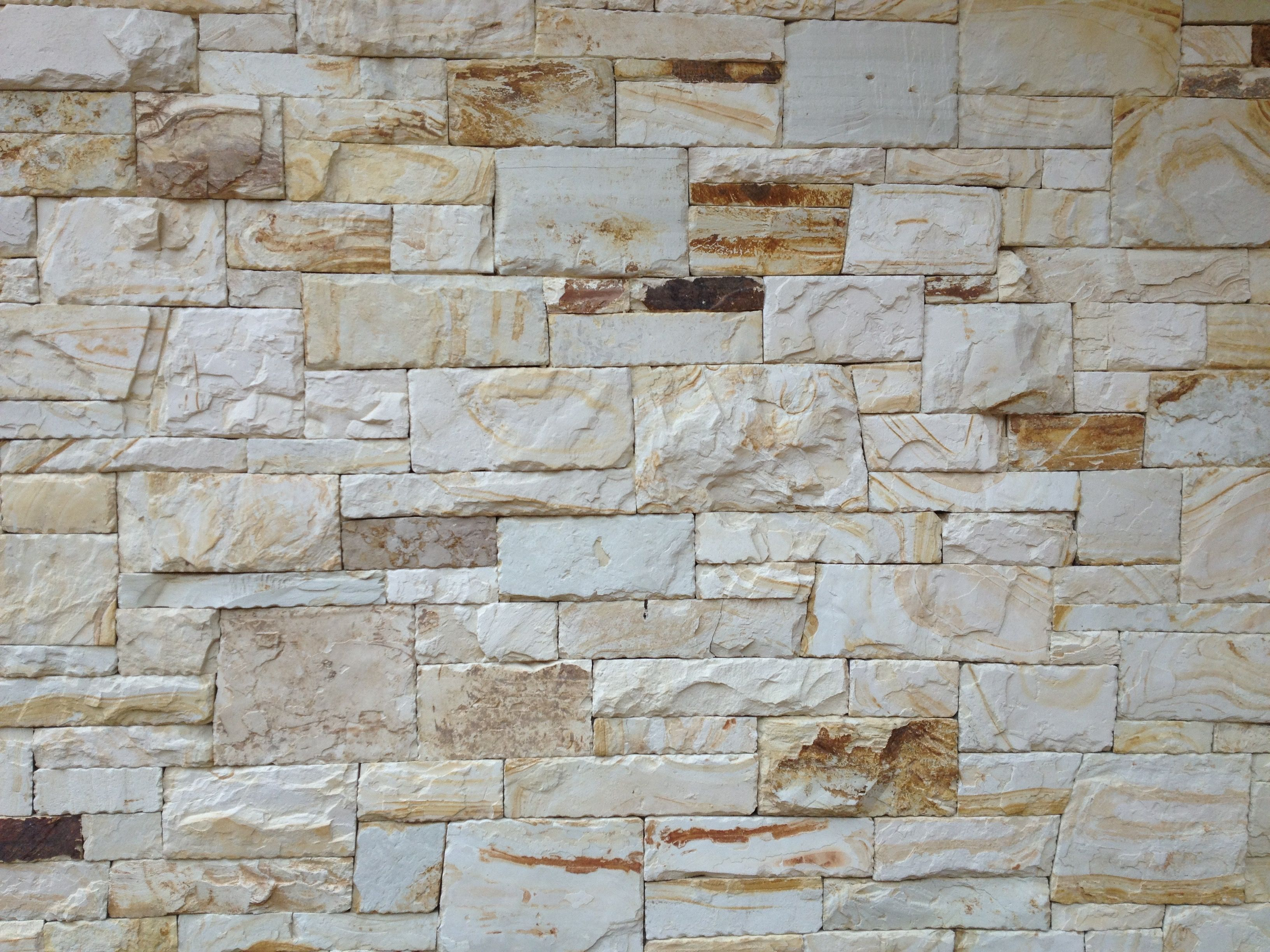 Carmel Stone Wall Joint