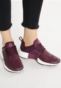 fa30a66b9499 Nike Sportswear - AIR PRESTO PREMIUM - Baskets basses - night maroon sail